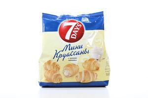 Круассан Chipita Mini ваниль крем 7 Days 200г