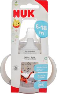 Бутылочка для детей с 6 до 18 месяцев 150мл №10.743.348 Disney First Choice NUK 1шт