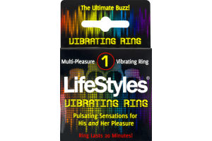 LifeStyles Vibrating Ring
