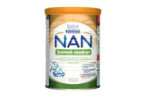 Суміш Nestle Nan Потрійний комфорт 400г х12