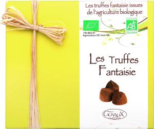 Конфеты Guyaux Трюфели французские органические