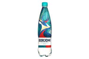Вода Боржомі Газована мінеральна 0.75л пет