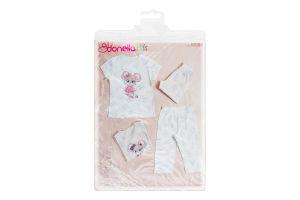 Пижама для девочки Donella 8-9лет Z2