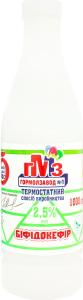 Біфідокефір 2.5% Гормолзавод №1 п/пл 1000г