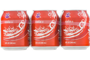 Ahold Cola Soda - 6 CT