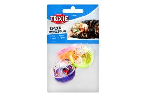 Мячик для кошек №4165 Trixie 2шт