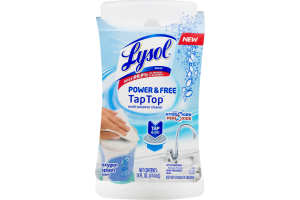 Lysol Power & Free Tap Top Multi-Purpose Cleaner Oxygen Splash