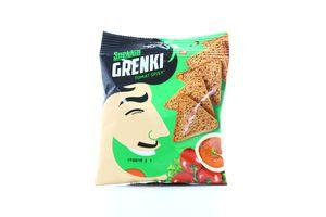 Гренки со вкусом томата Spicy Snekkin м/у 35г