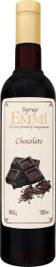 Сироп зі смаком шоколаду пастеризований Emmi с/пл 700мл