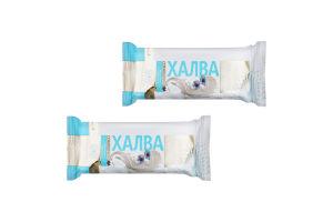 Халва подсолнечная Молочная нежность Zolotoi vek кг