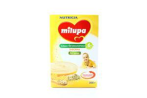 Каша овсяная б/мололочная б/сахара Milupa 200г