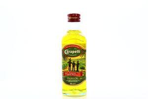 Масло оливковое Carapelli с мягким вкусом ст/б 500мл