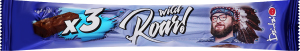 Батончик з арахісом, нугою та карамеллю глазурований шоколадною глазур'ю Своя Лінія м/у 102г
