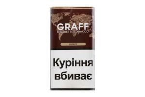 Тютюн для паління сигаретний Graff Cherry 30г