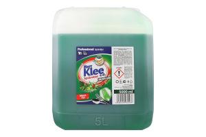 KLEE рідина д/миття посуду Minze ALOE 5000 мл
