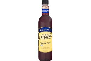 DaVinci Gourmet Raspberry Syrup Sugar Free