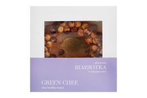 Шарлотка яблочная с карамелью Green Chef к/у 540г
