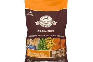 Supreme Source Grain-Free Dog Food Turkey Meal & Sweet Potato Recipe