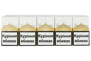 Сигареты Marlboro Gold 20шт