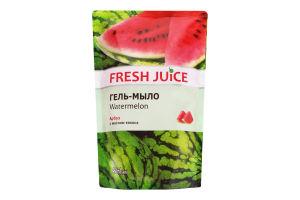 Гель-мило рідке з олією кокосу Watermelon Fresh Juice 460мл
