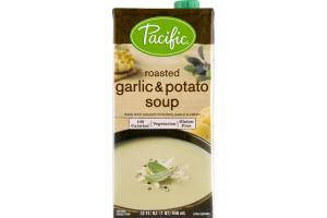 Pacific Soup Roasted Garlic & Potato