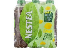 Nestea Lemon Flavored Water - 6 CT