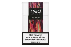 Стіки Rich Tobacco Neo 20шт