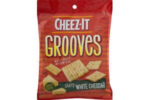 Cheez-It Crispy Cracker Chips Sharp White Cheddar
