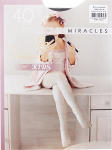 Колготки дет Интуиция Miracles 40 black р.140-146