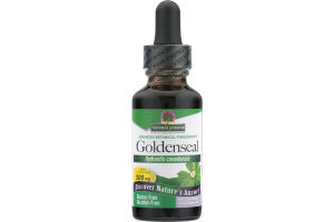 Nature's Answer Herbal Supplement Goldenseal