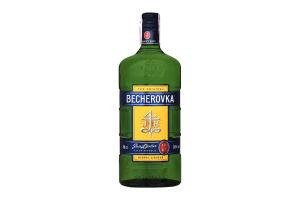 Настойка ликерная 0.5л 38% Original Becherovka бут