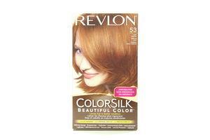 Краска д/волос ColorSilk 53 Светло рыжий