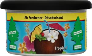 Освежитель воздуха Тропики Fiber Can Little Trees 1шт
