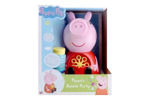 Набір ігровий для дітей від 3років №1384510.00 Peppa's Bubble Party Peppa Pig 1шт