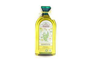 Шампунь для волос Ромашка лекарственная и льняное масло Зеленая Аптека 350мл