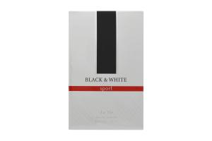 Black & White sport т/вода чоловіча 100мл