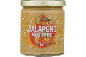 Unique Jalapeno Mustard Pretzel Dip