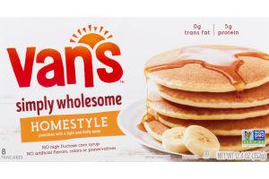 Van's Pancakes Homestyle - 8 CT