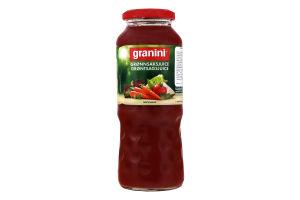 Сок Granini овощной 100% стекло