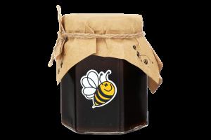 Мёд Медово-ореховая паста МегаМозг beHoney с/б 240г