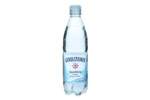 Вода минеральная Gerolsteiner Sparkling газ