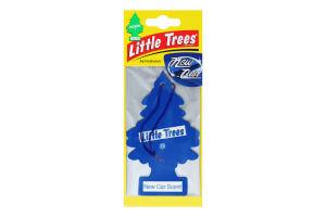 Освежитель воздуха New Car Scent Little Trees 5г