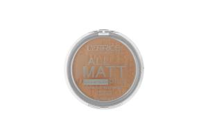 Пудра компактная All Matt Plus №025 Catrice 10г