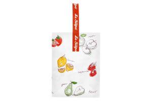 пакет паперовий для фруктів 230х170х90 з ручкою