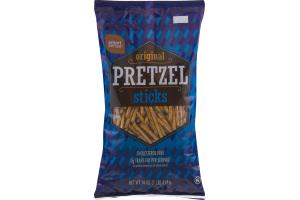 Smart Sense Original Pretzel Sticks