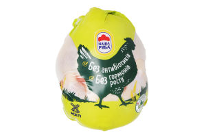 Тушка кур-бр, н/ф охол (фас вак 1шт, ~15 кг, Halal)