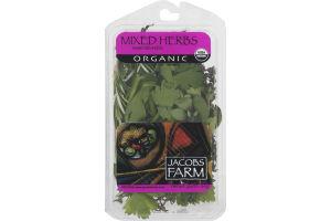 Jacobs Farm Organic Mixed Herbs