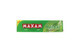 Паста зубна Maxam с травяным ароматом для чувствит