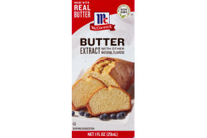 McCormick Butter Extract