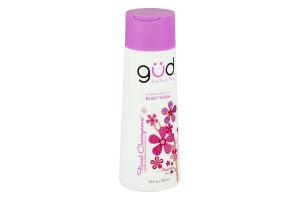 Gud Natural Natural Body Wash Floral Cherrynova